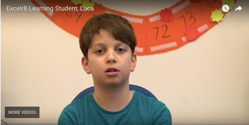 image for video interviews - students about tutoring at Excelr8 Learning