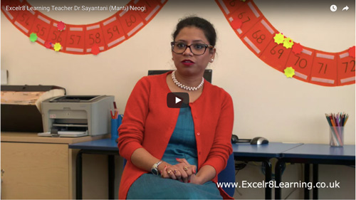 image for Excelr8 Learning - teachers about tutoring